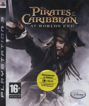 ksiazka tytuł: Pirates of the Caribbean: At Worlds End PS3 autor: