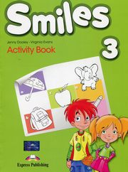 Smiles 3 Activity Book, Dooley Jenny, Evans Virginia