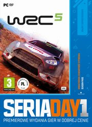 Gra PC Seria Day1: WRC 5,