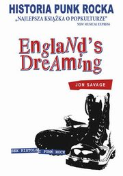 Historia Punk Rocka Englands Dreaming, Savage Jon